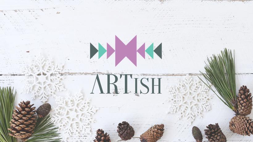 Artish Banner designed: 12.2017 - 01.2018